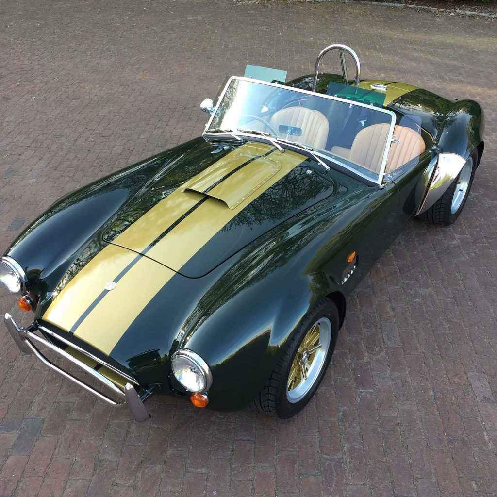 Green : Gold AC Cobra Mk4