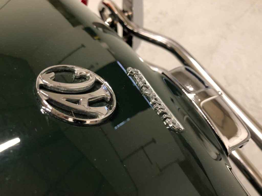 For Sale: AC Cobra MkIV Green
