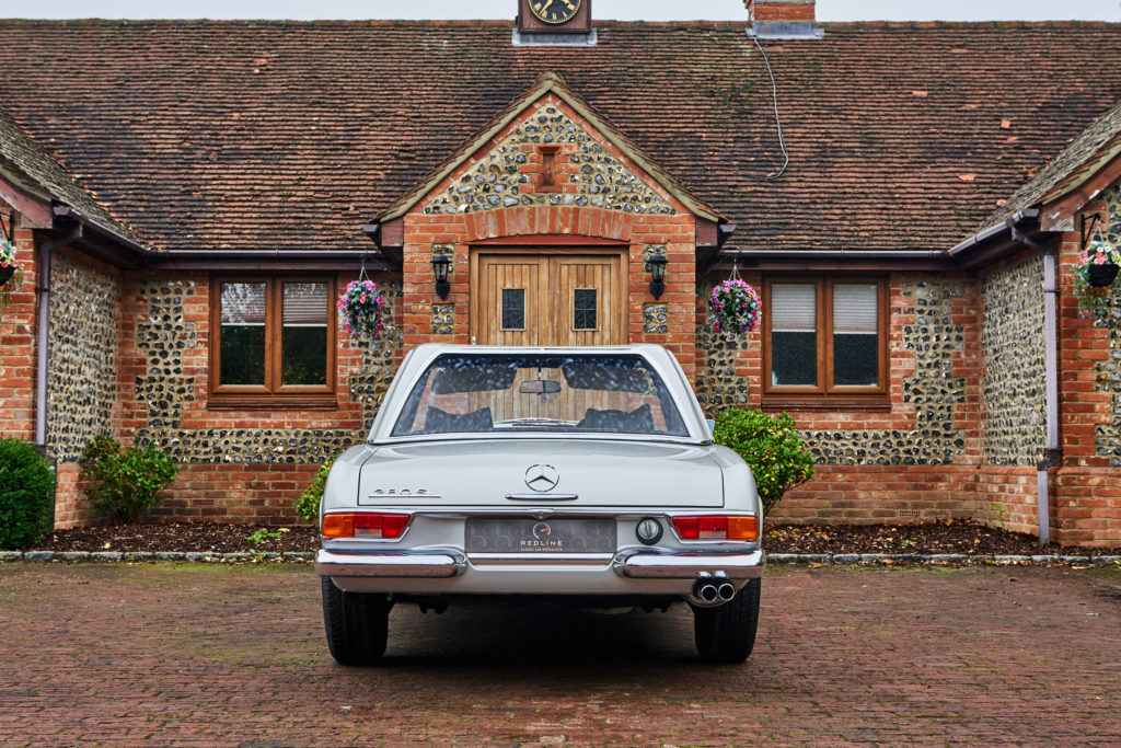 mercedes 280 sl for sale