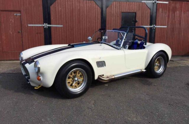 One Dax Cobra now fit for track days after the Redline treatment