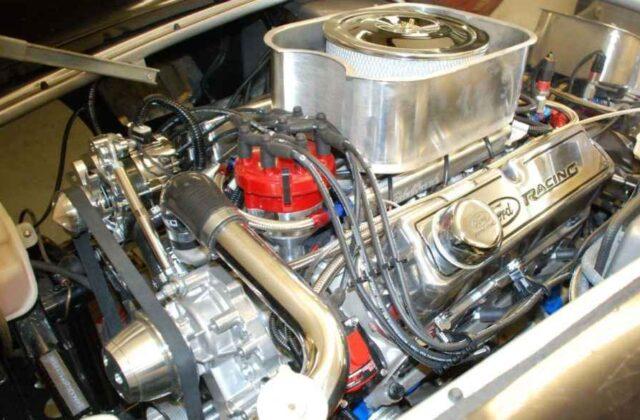 Performance enhancing engines by Redline