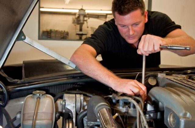 Mechanical upgrade services