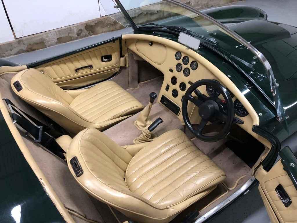 For Sale: AC Cobra MkIV