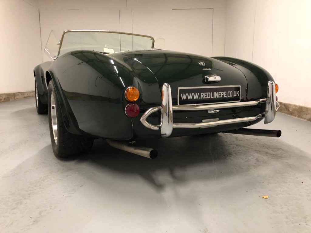 For Sale: AC Cobra MkIV
