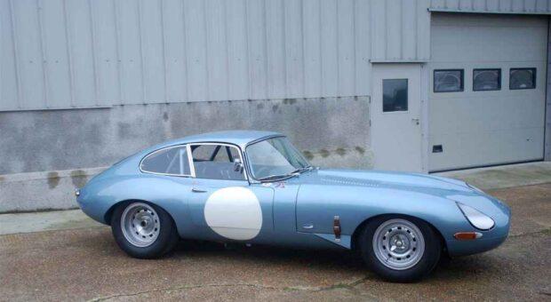 FOR SALE: Jaguar E-Type classic car
