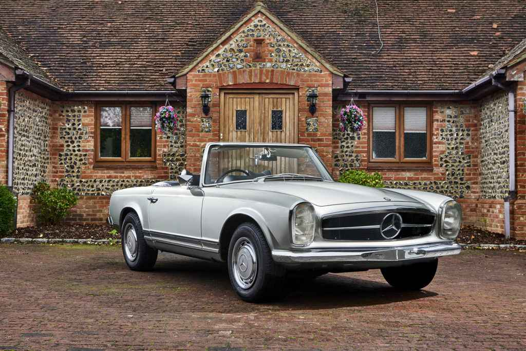 for-sale mercedes-280sl-pagoda
