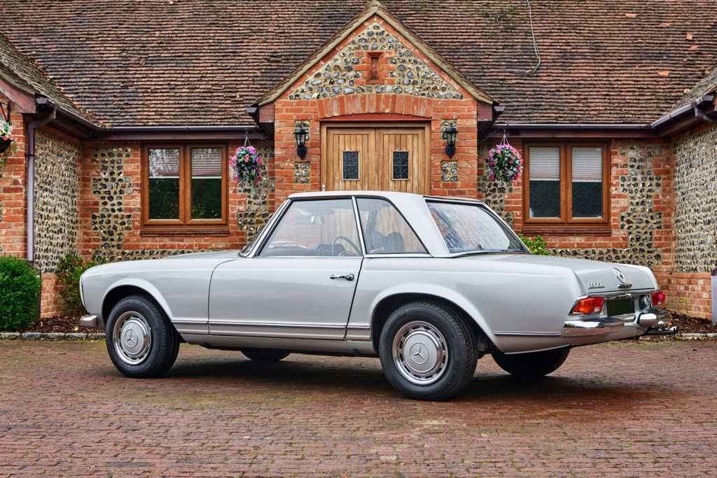 mercedes 280sl pagoda for sale
