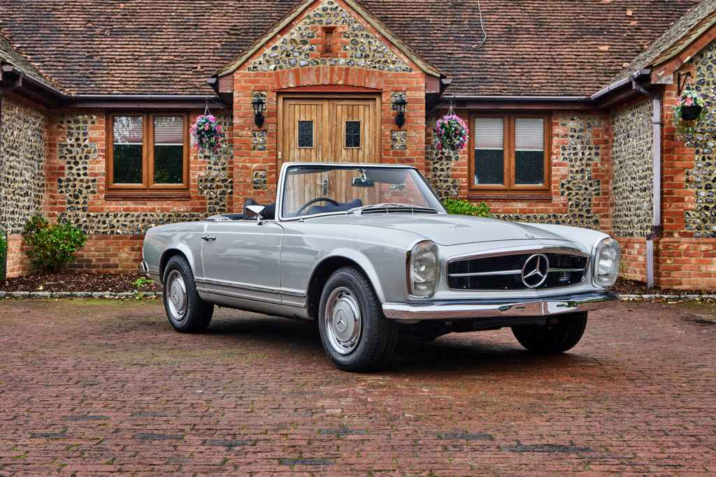 for sale mercedes 280sl