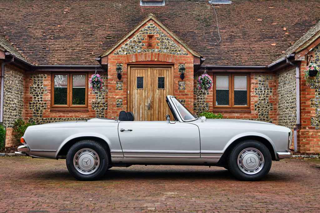 for sale mercedes 280sl pagoda