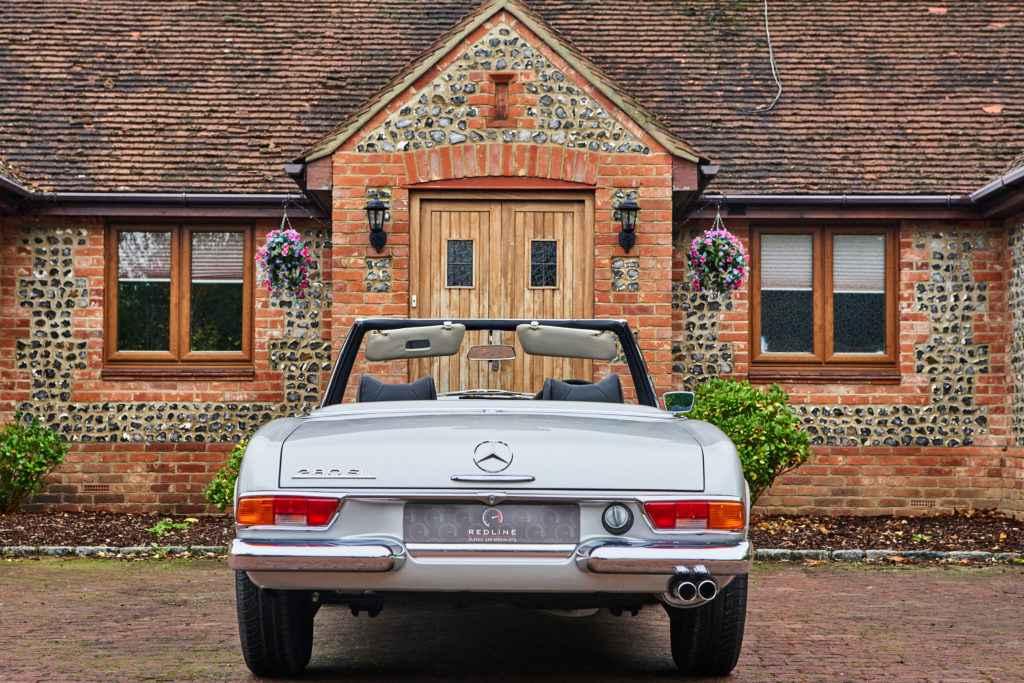 for sale surrey london Mercedes 280sl