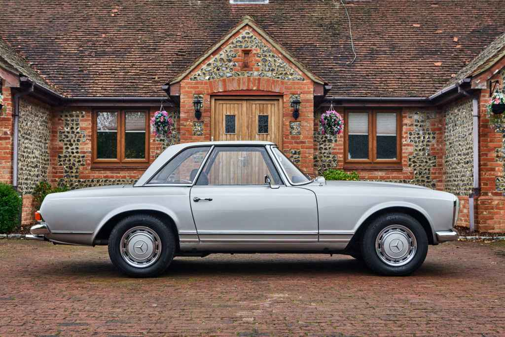 mercedes 280sl for sale