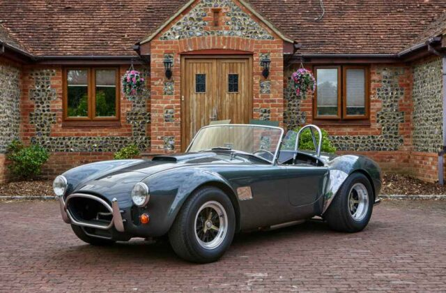 ac cobra lightweight for sale dark grey