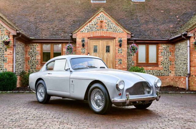aston martin BD for sale
