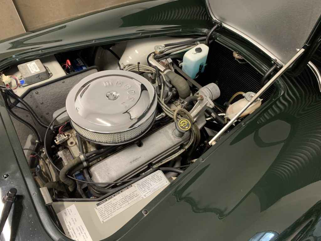 ac-cobra-engine